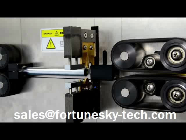AUTO Sheath Cable Cutting Stripping Machine thumbnail image