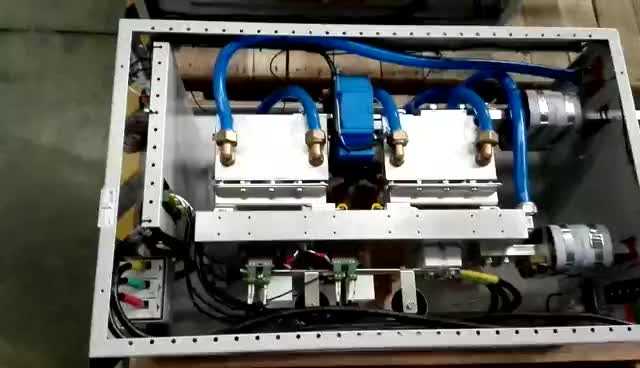 Water cooling rectifier instructure thumbnail image
