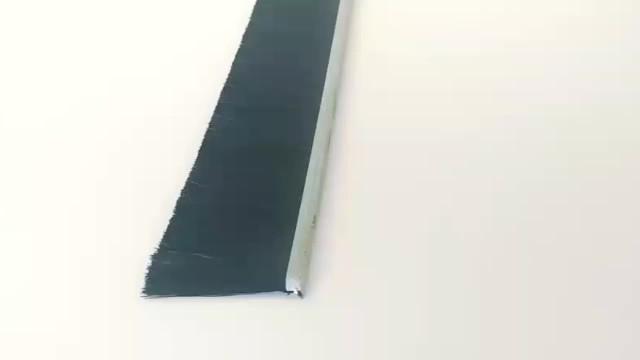 Barn Door Seal Brushes