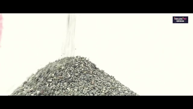 irregular bentonite cat litter
