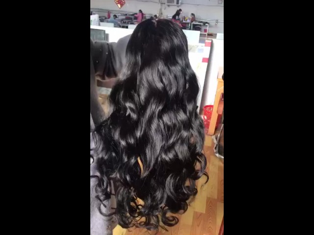 Pre Plucked Loose Wave Full Lace Front Wigs thumbnail image