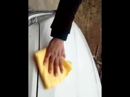 Professional PVA Chamois Car Washing Towel