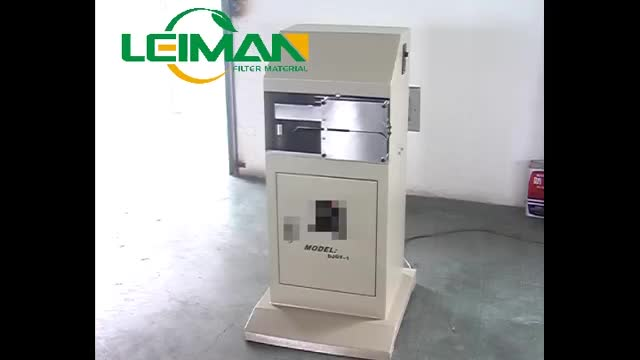 LMGY-1 Car filter paper end pressing machine thumbnail image