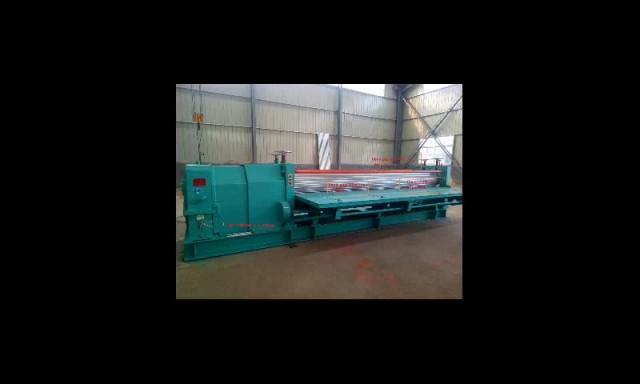 Tile press CORRUGATED FORMING MACHINE