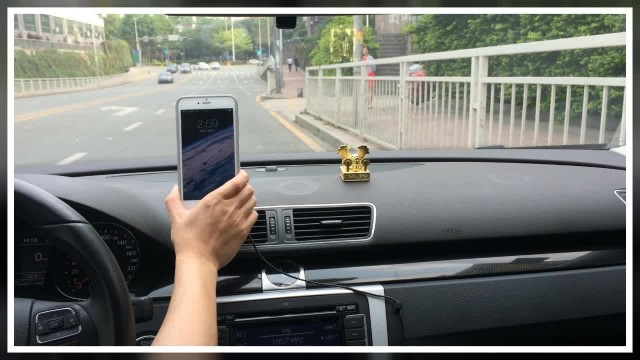 Digtec Magnetic Wireless Charging Car Mount