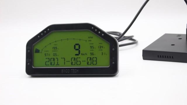 DO908 obd dashboard, car gauges thumbnail image