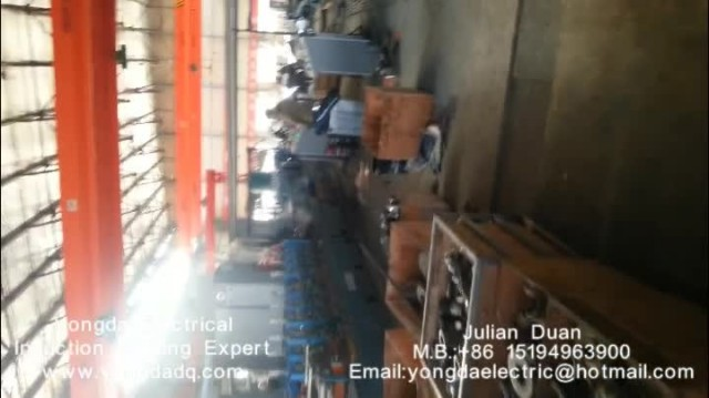 high frequency solid state pipe welder from China thumbnail image