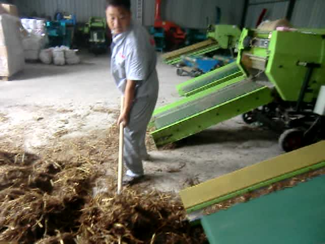 Silage Baler and Wrapper thumbnail image
