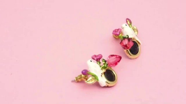 Bird Earrings thumbnail image