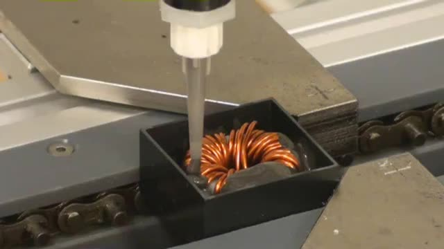 Glue dispensing machine, automatic glue dispenser, thumbnail image