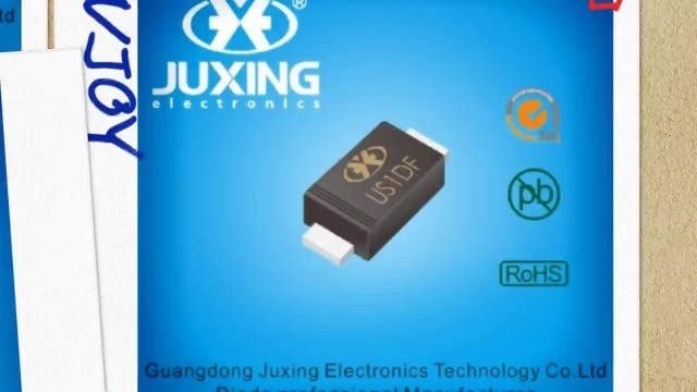 US1MF ultrathin ultra fast rectifiers diodes