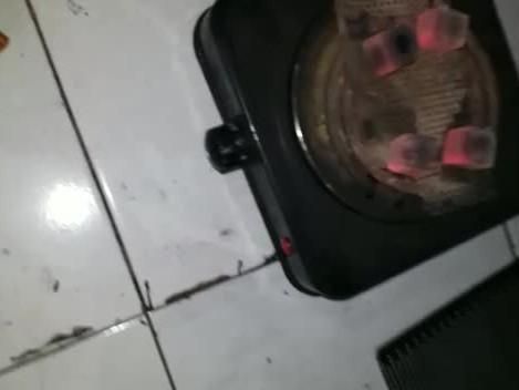 hookah charcoal briquette