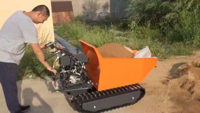 mini lifting dumper thumbnail image