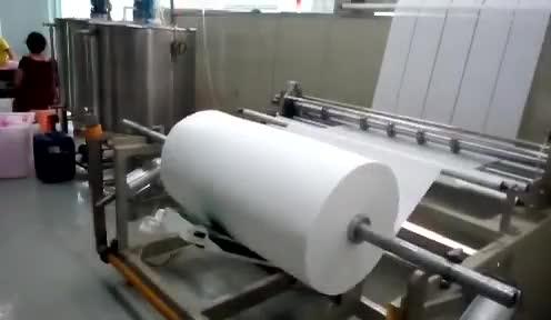 HY-6 baby wet wipe Folding machine  thumbnail image