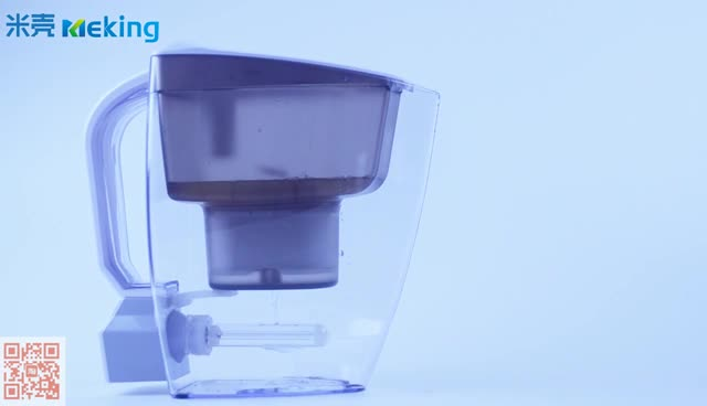 2017 new Household Use AlkWater Pitcher /  BPA thumbnail image