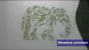 Video of AM-3000 Rhinestone Motif Machine thumbnail image