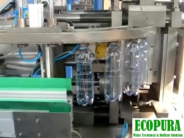 Automatic PET Bottle Blow Molding Machine thumbnail image