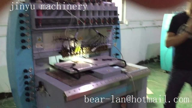 silicone labels making machine