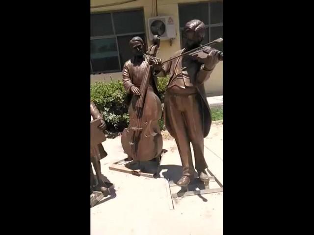 bronze sculpture thumbnail image
