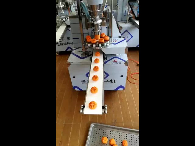 automatic stuffing baozi machine