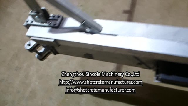 SRM 8 automatic wall plastering machine thumbnail image