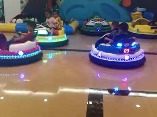 laser fighting bumper car thumbnail image