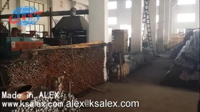 Rail Clip's production process
