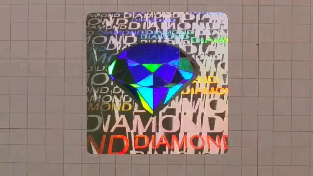 Hologram sticker thumbnail image