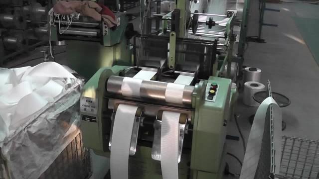 100% polyester lifting product producing procesure thumbnail image