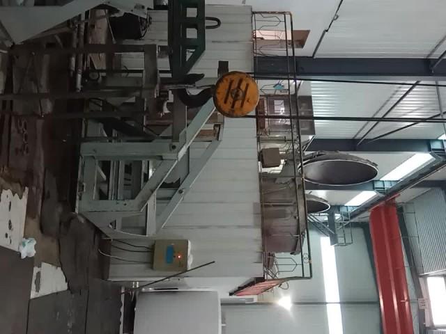 gauze roll machine