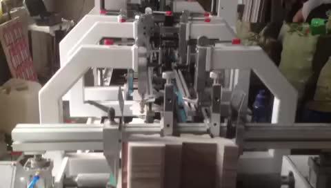 GK-CA Folding gluing machine