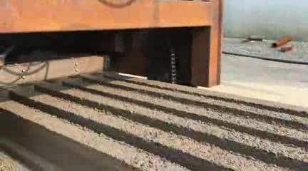 T beam slipformer