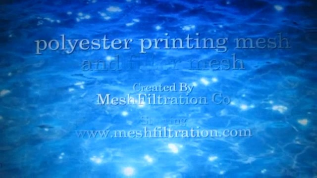 Mesh Filtration video 3