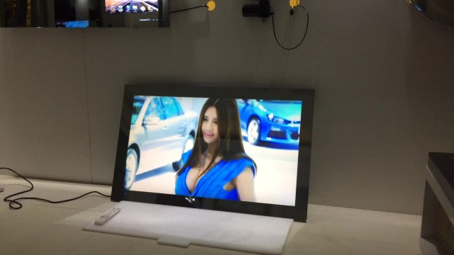 Gaobomei magic android mirror tv