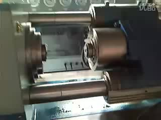 Cu-Al Friction welding machine thumbnail image