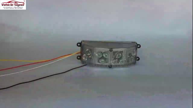 LTD-M5002 Strobe Grille Light