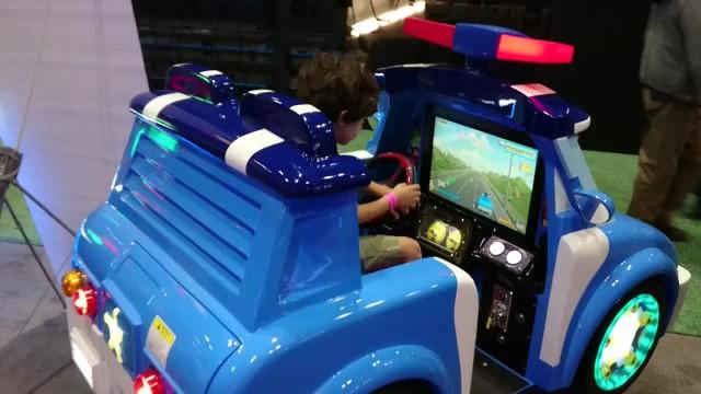 Kiddie Ride-Poli Robocar-Poli Car thumbnail image