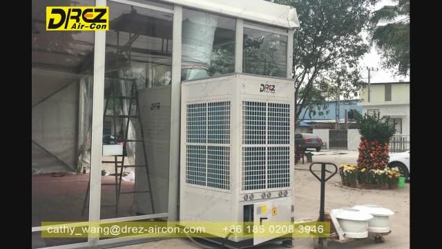 Guangzhou Drez Exhibition Co Ltd Air Conditioner