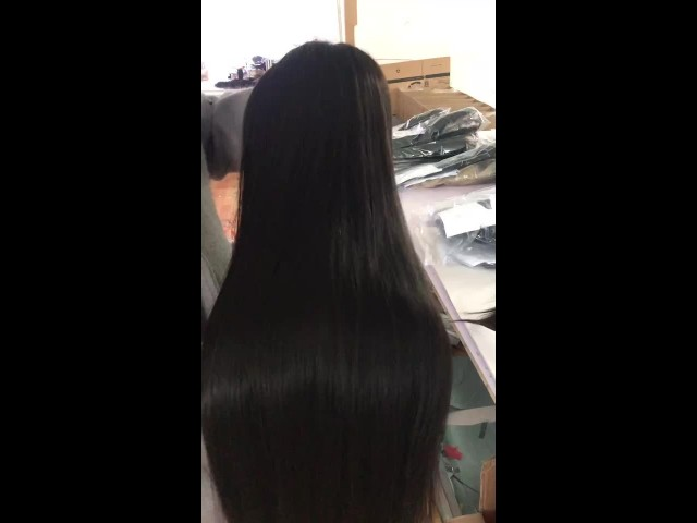 Silky Straight Hair 360 Wig For Women thumbnail image