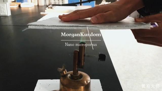 Morgankundom-Thermal insulation,fireproof