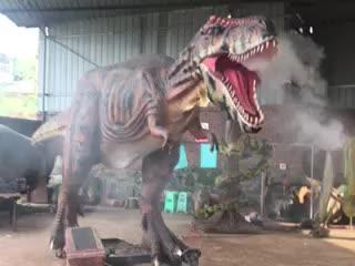 Animatronic Simulation Dinosaur thumbnail image