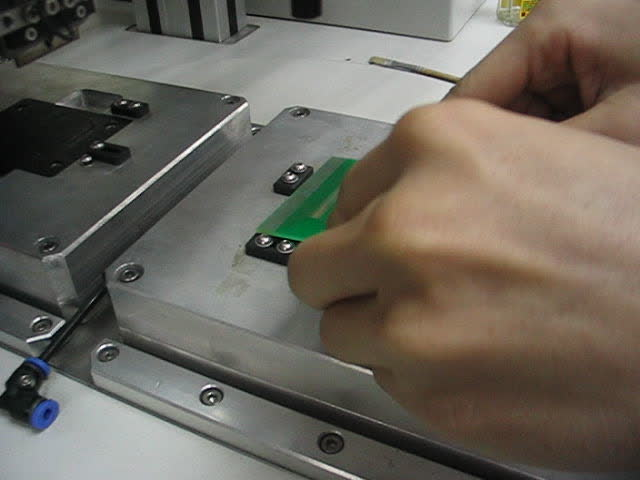 CWPC-1A FPC Hot Bar Soldering Machine thumbnail image