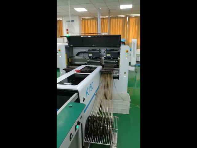 SMT LED pick and placer chip shoot mounter machine thumbnail image