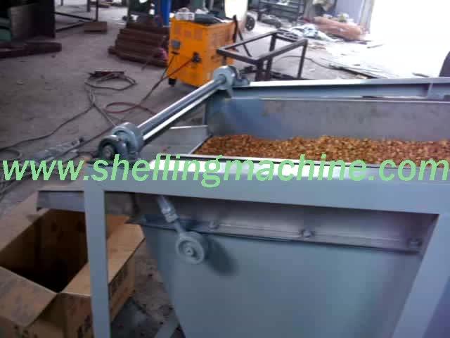 Almond Cracker Shelling Machine thumbnail image