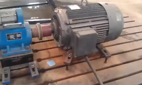 Pump direct coupling