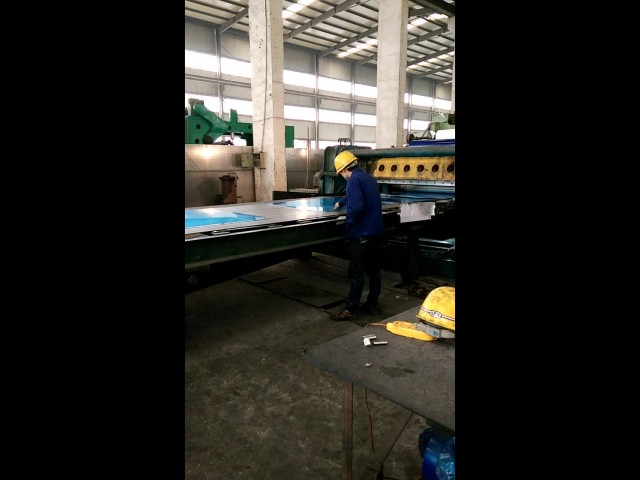 Aluminum sheet manufacture factory thumbnail image