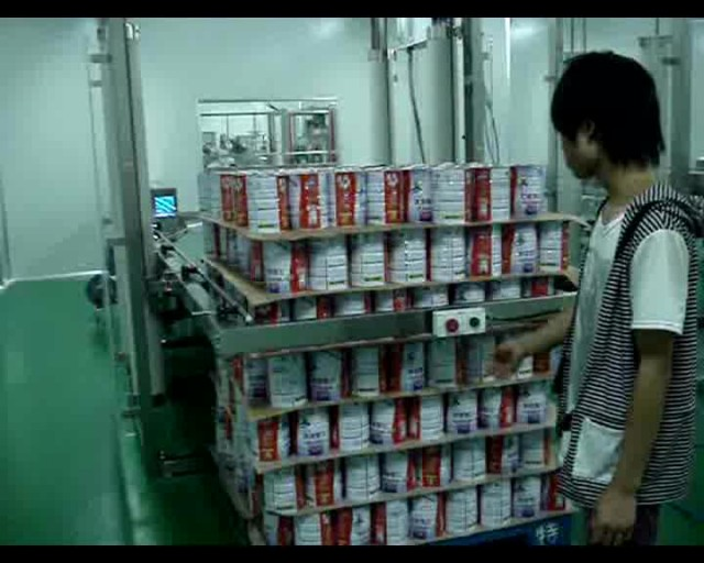 Automatic stacker video thumbnail image