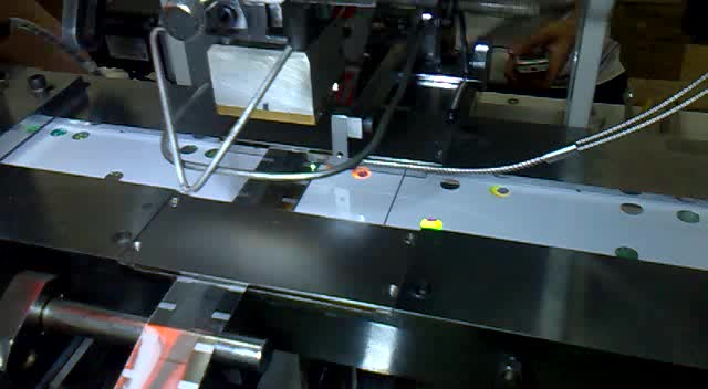 TJ-81 auto card hot foil printing press machine thumbnail image