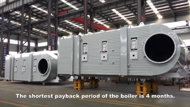 Introduction of Waste heat Boiler For Generators