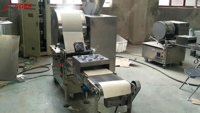 Spring Roll Wrapper Machine thumbnail image